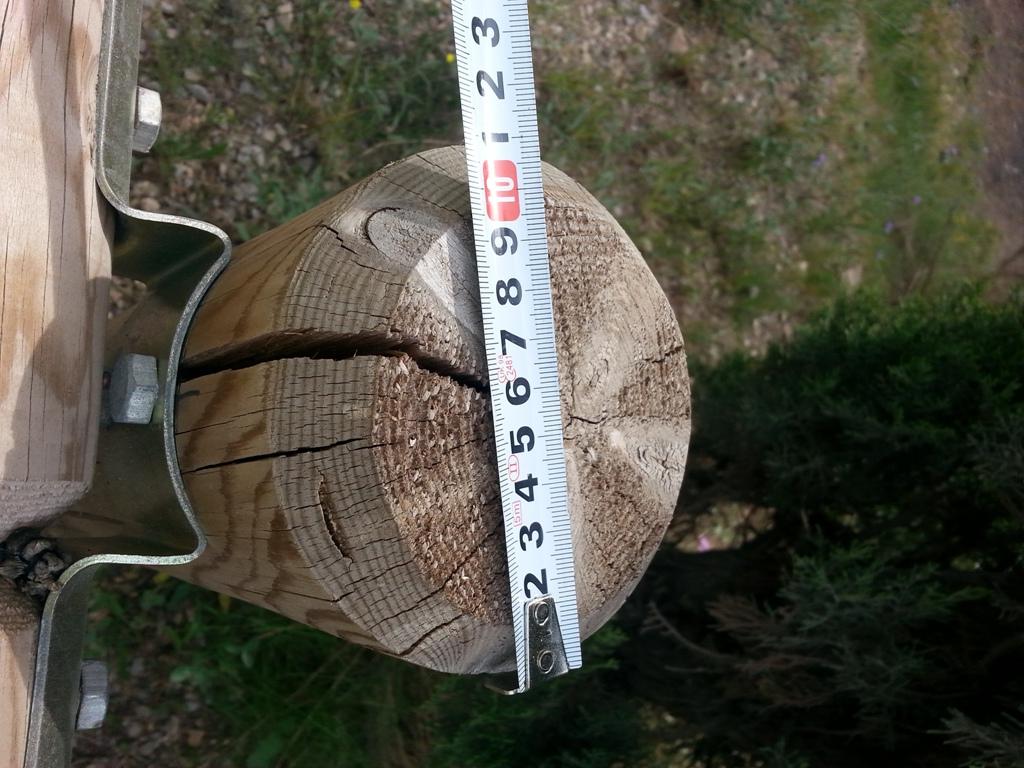 Vinuesa vallas cercados 10 consejos para bricolaje de - Valla de madera ...