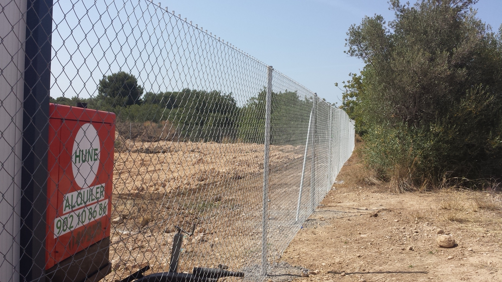 Vinuesa vallas cercados definicion de valla y cercado - Vallar un terreno ...