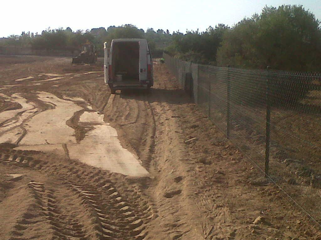 Vinuesa vallas cercados montaje valla vallados cercados - Vallas de separacion ...