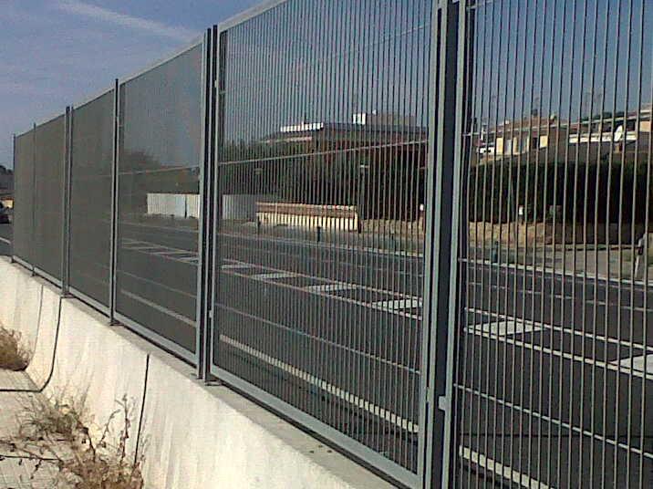 Vinuesa vallas cercados modelos de valla verja de malla - Valla metalica precio ...