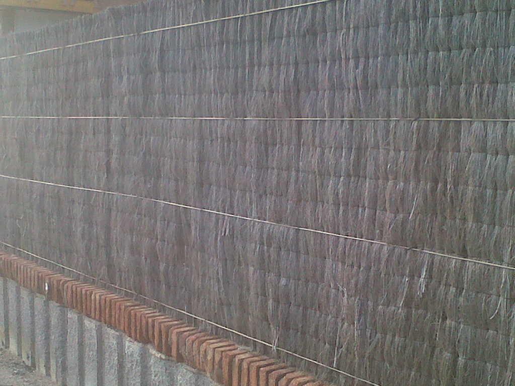 Vinuesa vallas cercados como son los cerramientos - Vallas de separacion ...