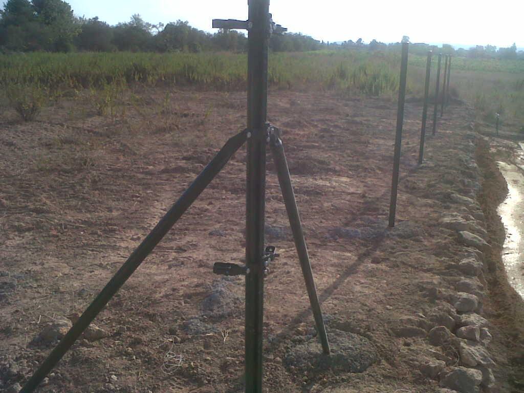 Vinuesa vallas cercados bricolaje con vallas como - Vallas para terrenos ...