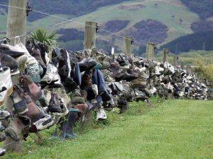 valla ecológica de pastor eléctrico