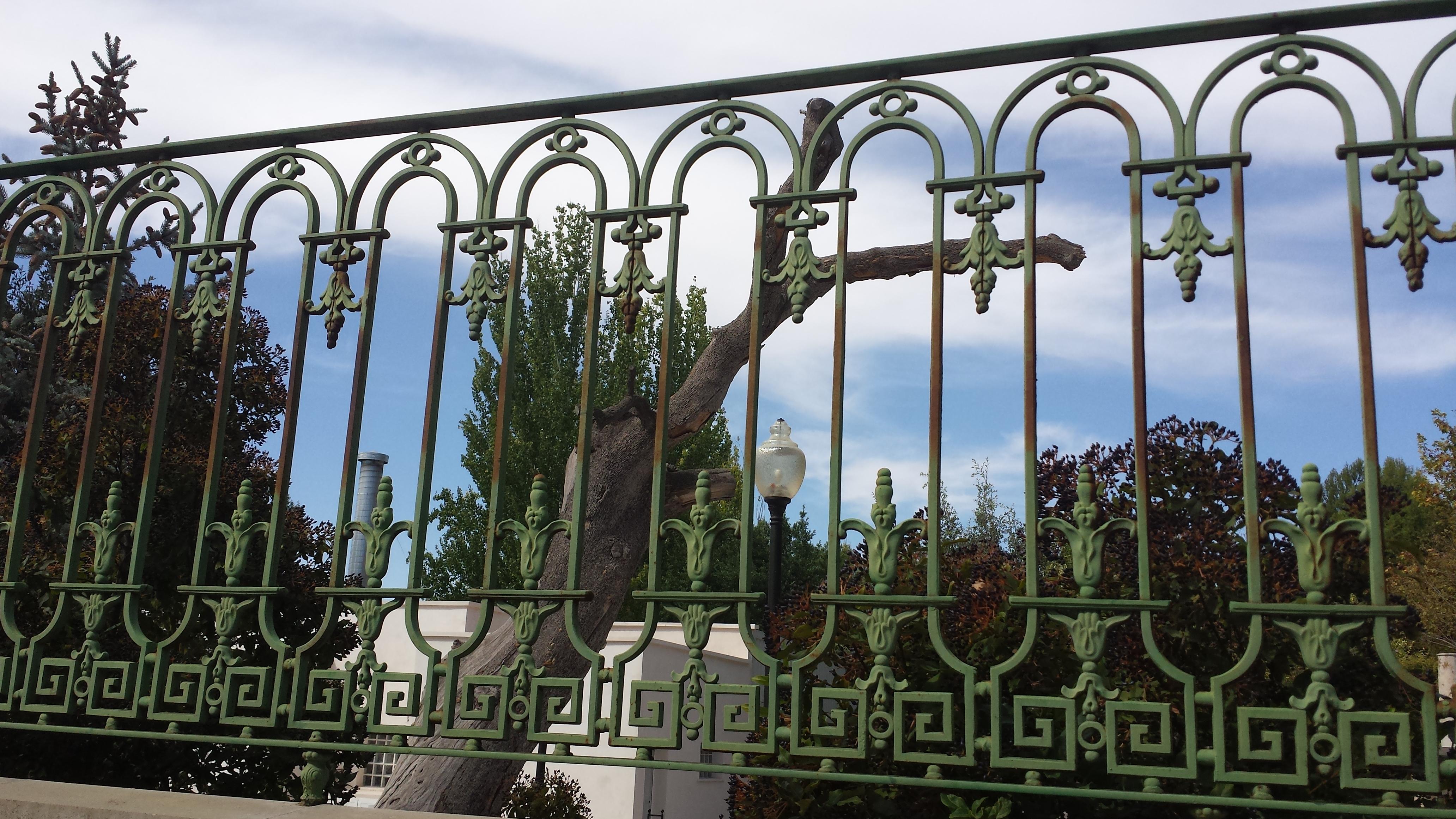 Verja art stica de hierro - Vallas de hierro ...