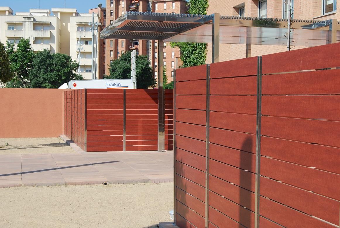 Vinuesa vallas cercados encontrar imagenes vallas for Puertas para cercados