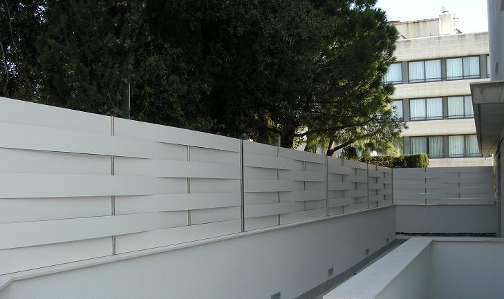 Vinuesa vallas cercados 4 ideas de vallas ocultaci n - Tipos de cerramientos exteriores ...