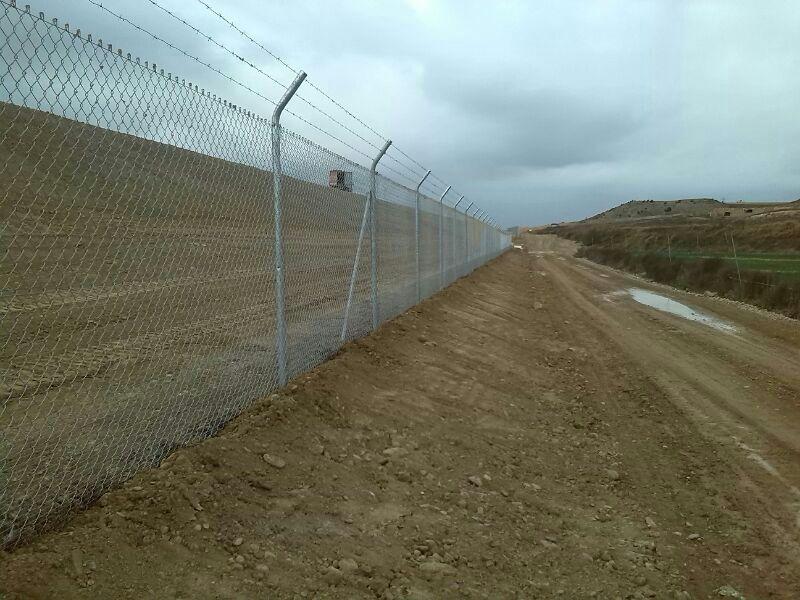 Vinuesa vallas cercados 4 vallados para evitar paso de - Vallado de parcelas ...