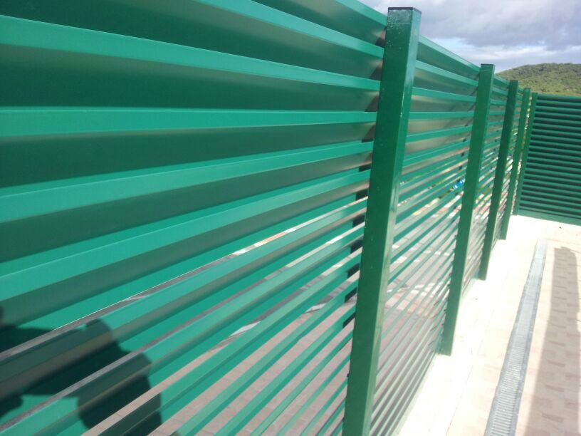 Vinuesa vallas cercados cerramientos vallas ocultaci n - Tipos de vallas ...